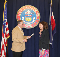 State board chairman Durham appoints Katy Anthes as commissioner