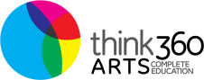 Think 360 Arts Logo