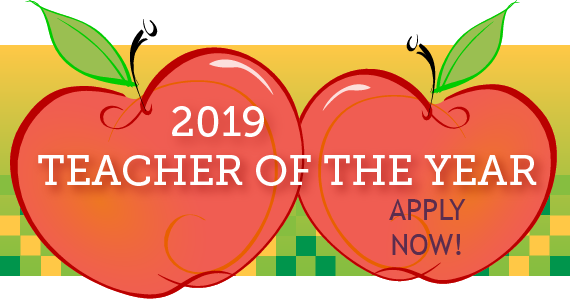 2019 Colorado Teacher of the Year Image