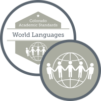 Graphic for academic standards for world languages