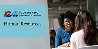 Colorado Department of Education Human Resources