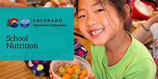 Colorado Department of Education School Nutrition