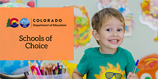Colorado Department of Education Schools of Choice