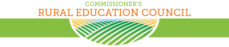 Rural Education Council banner