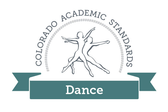 Colorado Academic Standards Dance Graphic